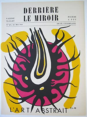 Derriere le Miroir. No. 20-21: Leger