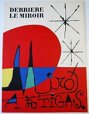 Derriere le Miroir. No. 87-88-89.: Miro