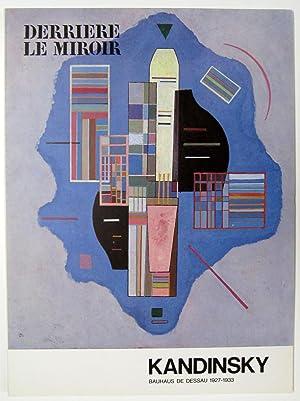 Derriere le Miroir. No. 154: W. Kandinsky
