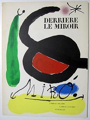Derriere le Miroir. No. 164-165: Joan Miro