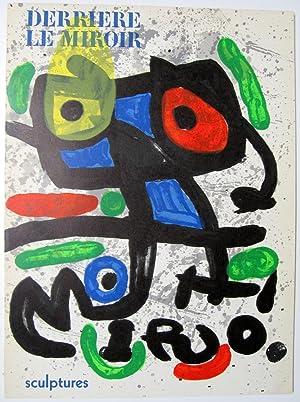 Derriere le Miroir. No. 186: Joan Miro