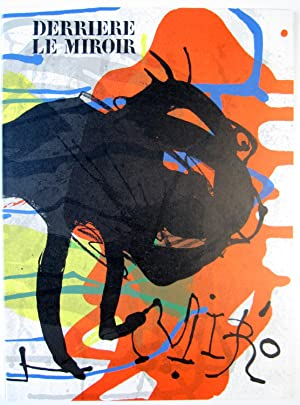 Derriere le Miroir. No. 203: Joan Miro