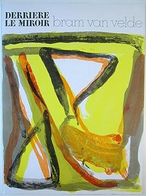 Derriere le Miroir. No. 216: Bram Van Velde