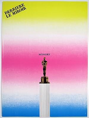 Derriere le Miroir. No. 227: Jacques Monory