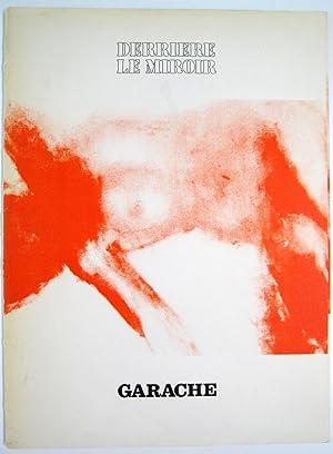 Derriere le Miroir. No. 222: Claude Garache