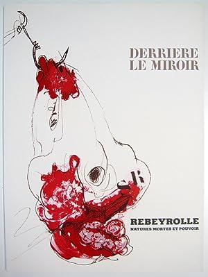 Derriere le Miroir. No. 219: Paul Rebeyrolle