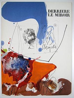 Derriere le Miroir. No. 163: Paul Rebeyrolle
