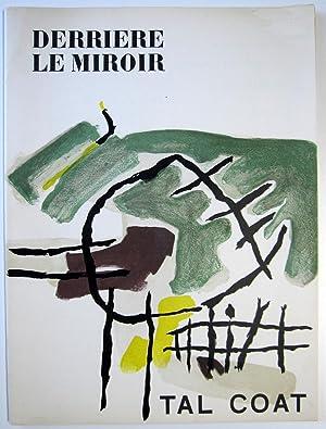 Derriere le Miroir. No. 82-83-84: Pierre Tal-Coat