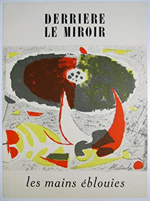 Derriere le Miroir. No. 32.: Pierre Alechinsky