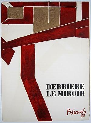 Derriere le Miroir. No. 73: Pablo Palazuelo