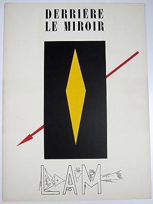 Derriere le Miroir. No. 52: Wilfredo Lam
