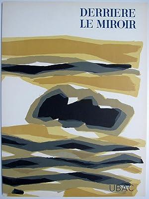 Derriere le Miroir. No. 142: Raoul Ubac