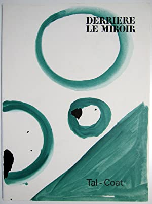 Derriere le Miroir. No. 153: Pierre Tal-Coat