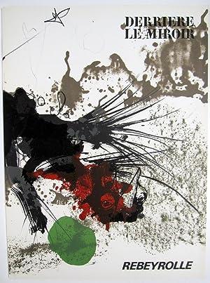 Derriere le Miroir. No. 177: Paul Rebeyrolle