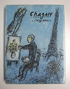 Chagall Lithographs V: Charles Sorlier