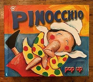 Pinocchio Pop-Up: Massimo Misstroli