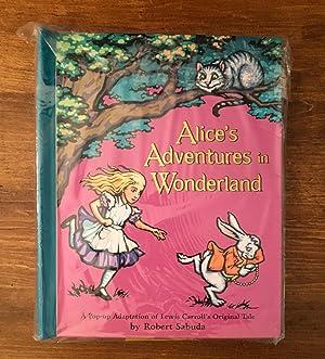 Alice's Adventures in Wonderland: Robert Sabuda