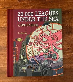 20,000 Leagues Under the Sea. Pop-up: Jules Verne. Sam Ita