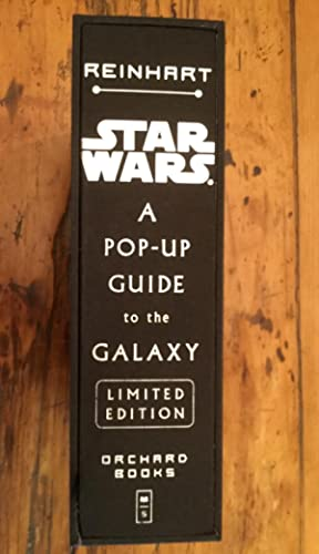 Star Wars. A Pop-up Guide to the Galaxy. Limited Edition.: Matthew Reinhart