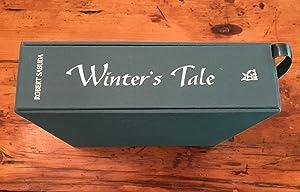 Winter's Tale. Limited Edition. Pop-up.: Robert Sabuda