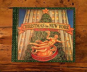 Christmas in New York: A Pop-Up Book: Chuck Fischer