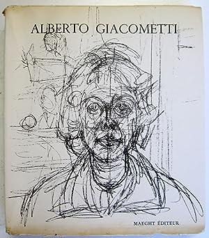 Alberto Giacometti: Jacques Dupin