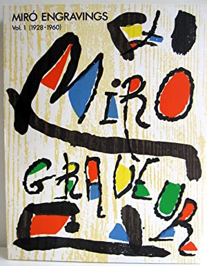 Miro Engravings. Volume I (1928-1960): Jacques Dupin