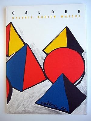 Calder: Alexander Calder