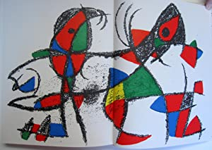 Miro: Lithographs. Volumes 1-4.: Miro