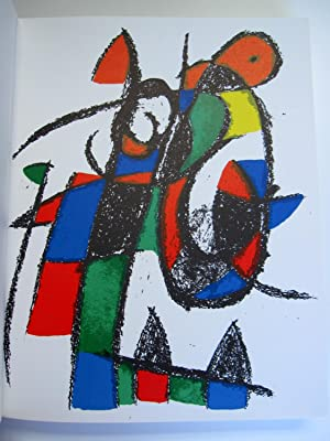 Miro: Lithographs. Volume II. 1953-1963.: Raymond Queneau