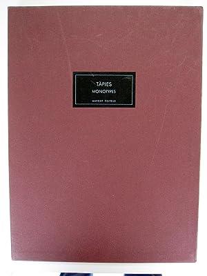 Derriere le Miroir. No. 210.: Antoni Tapies