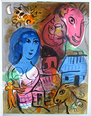 Homage to Marc Chagall. Special Issue of: Marc Chagall