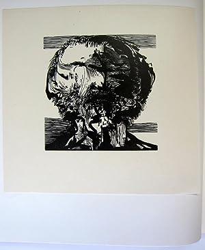 Artist's Proof. The Annual of Contemporary Prints. Volume 7.: Leonard Baskin