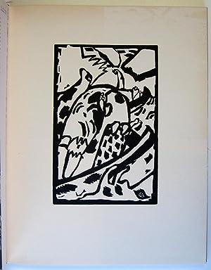 Homage to Wassily Kandinsky.: W. Kandinsky