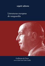 Literaturas europeas de vanguardia: GUILLERMO DE TORRE