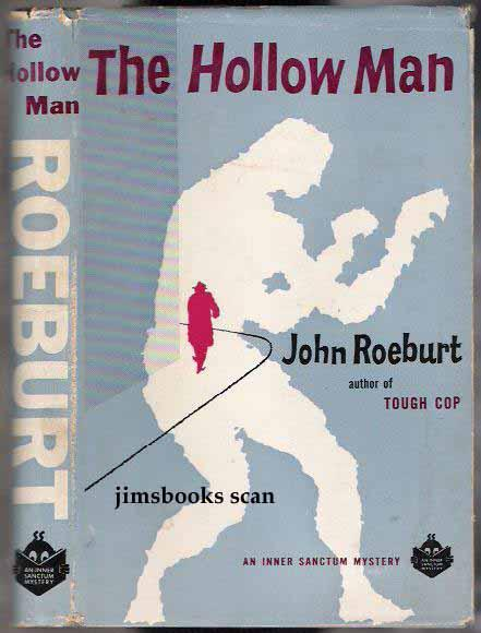 The Hollow Man Signed Copy By Roeburt John Simon Schuster New