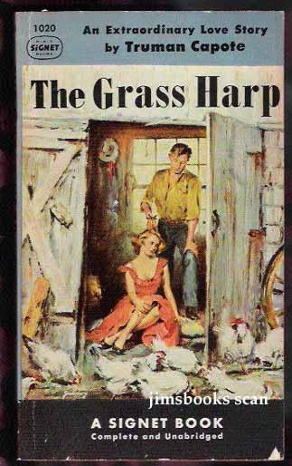 The Grass Harp Book