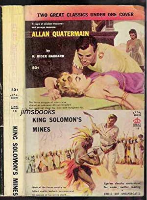 Alan Quaterrmain and King Solomon's Mines