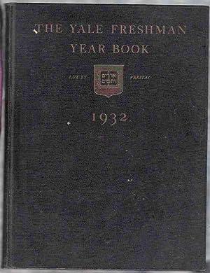 Yale Freshman Yearbook Class Of 1932