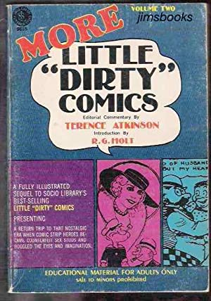 More Little Dirty Comics: Atkinson, Terence edited