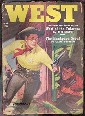 West vol 74 no 3 March 1951: Mayo, Jim (Louis
