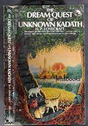The Dream Quest Of The Unknown Kadath
