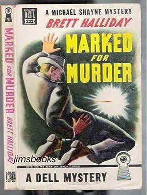 Marked For Murder: Halliday, Brett