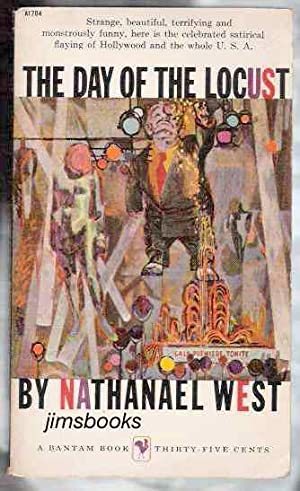 american dream in nathanael wests the day of the locust But it is also a kind of an american dream what is most gripping about the day of locust is west azar nafisi on the day of the locust, by nathanael west.