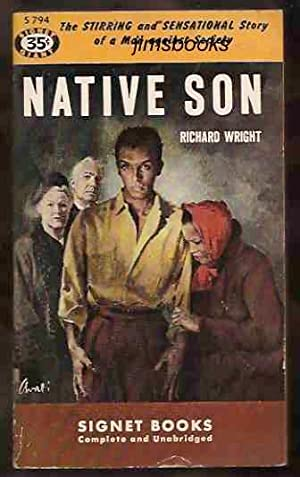 the influences and threats of the white community in native son by richard wright She is survived by three sons, orville e, canton earl, white hall george c, bloomington, director of music at the pontiac illinois state reformatory two.
