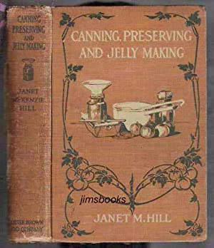 Canning, Preserving and Jelly Making
