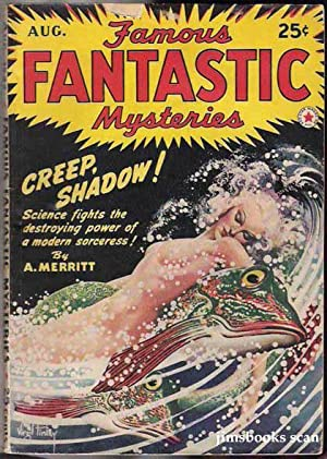 Creep, Shadow Famous Fantastic Mysteries