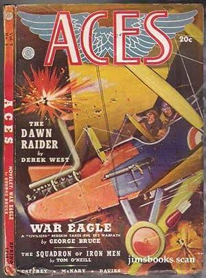 Aces Spring 1939 Vol 5 No 5: West, Derek and