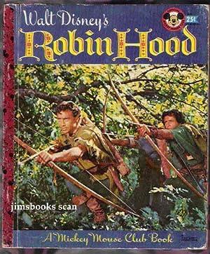 Walt Disney's Robin Hood: Bedford, Annie North