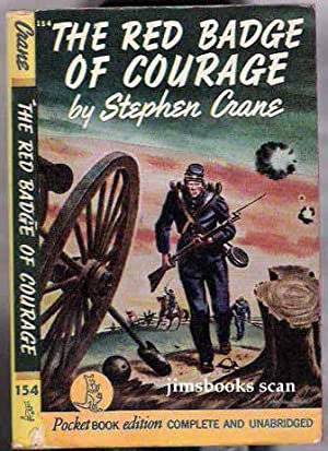 overcoming fears of death and war in the red badge of courage by stephen crane Search by: title, author or keyword the red badge of courage he was born after the civil war and had not even experienced a fight in any war it's very interesting to know that crane was able to write a very realistic novel about the war just by reading other novels about it and listening to the.
